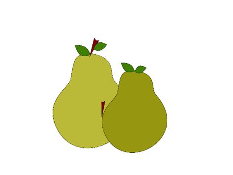 a pair of pears by meg page pear clip art cliparts co