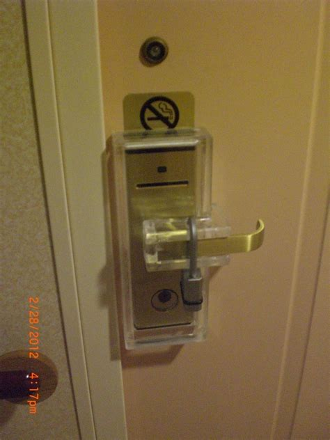 Doors Ship by Cruise Ship Door Locking Devices What On Earth Is This Cruise News