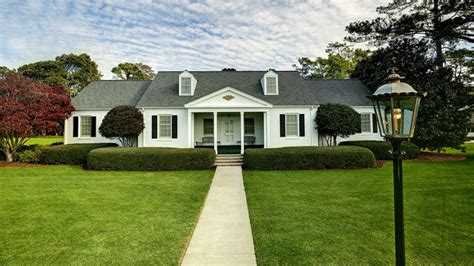 Augusta National Cabins by Trivia Question What Did Ike Like Why Golf Of Course