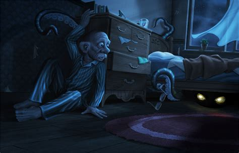 demon in my bedroom something under the bed by gurila on deviantart