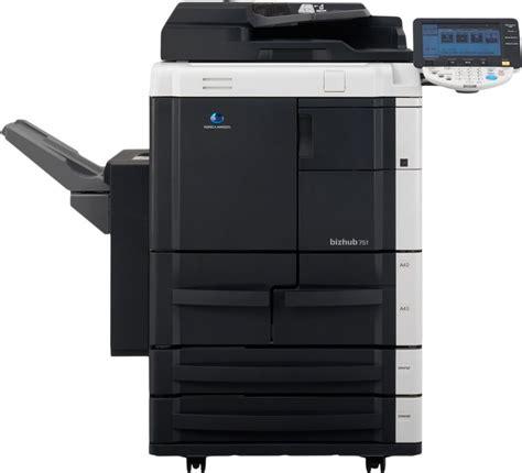 Printer Konica Minolta konica minolta bizhub 751 monochrome multifunction printer
