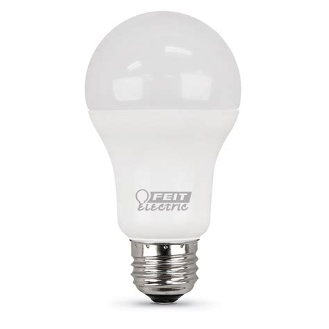 Feit Electric 100 Watt Equivalent Soft White A19 Led 100 Watt Equivalent Led Light Bulbs For Home
