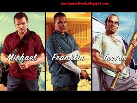 Ps4 Gta V By Boleh by Nazri Gamegeek Grand Theft Auto V