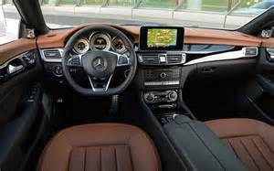 Mercedes With Interior 2015 Mercedes Cls Class Reviews And Rating Motor Trend