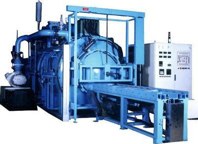 tantalum capacitor outgassing vacuum furnace