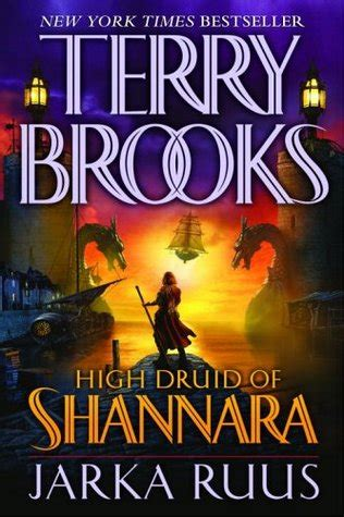 the druid s egg book one of the chronicles of conran seahorn books jarka ruus high druid of shannara 1 by terry