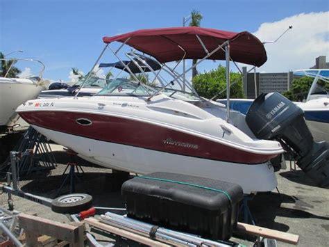 hurricane deck boat cer enclosure 2000 hurricane deck boat boats for sale