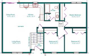 Small Split Level House Plans by Small Split Bedroom House Plans Submited Images