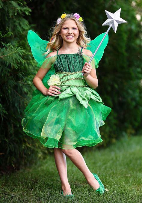 garden fairy costume  girls