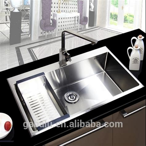 best quality undermount 304 stainless steel kitchen sink