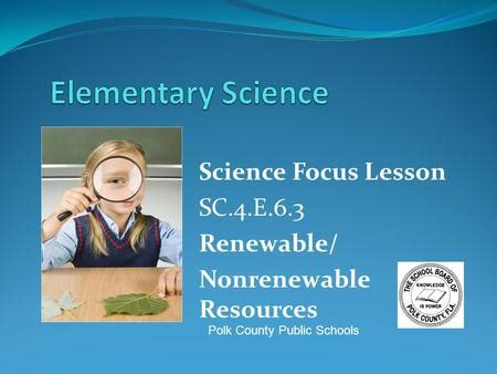 section 6 2 renewable and nonrenewable resources chapter 1 lesson 4 renewable and nonrenewable resources