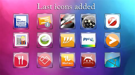 go apex nova project glass icons pack theme android apk mania full 187 glass nova apex adw icon pack v1 1 5 apk