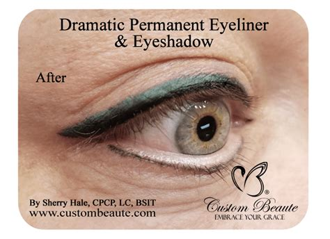 eyeliner tattoo new york permanent eye makeup style guru fashion glitz glamour