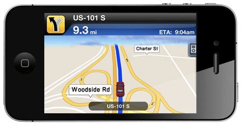 Gps App Verizon Iphone Telenav Gps App Available Now Slashgear