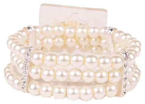 fitz design flower jewelry 6 packages duchess flower bracelet chagne du1211