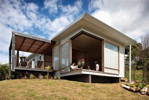 Small Prefab Homes Nz Houses The Design Guide