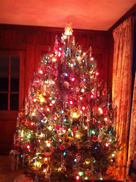 old fashioned christmas lights white 55 best old fashion christmas trees and things images on