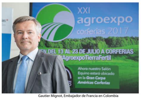 despensa agricola de colombia colombia podr 237 a ser despensa agraria mundo revista