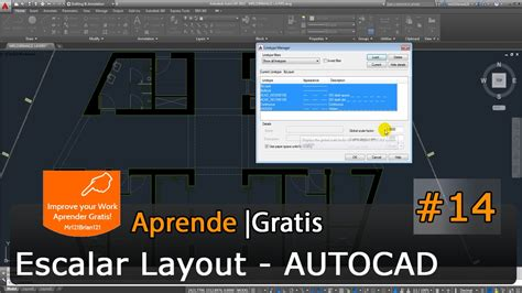 tutorial guide to autocad 2015 autocad 2015 tutorial basico starter 14 escalar lineas