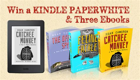 win a kindle paperwhite or cameron s