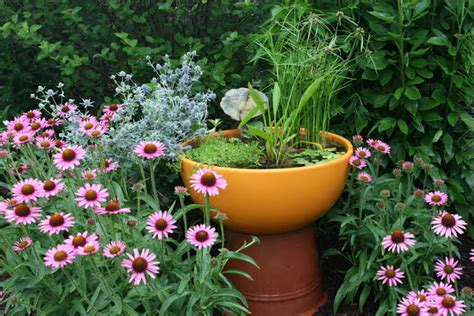 container water garden supplies garden planter ideas farmhouse friday town country living
