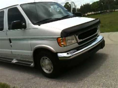 how to fix cars 1999 ford econoline e150 auto manual 1999 ford e150 conversion van view our current inventory at fortmyerswa com youtube