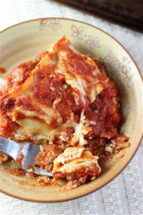 Ina Garten Lasagna | ina garten lasagna food fanatic