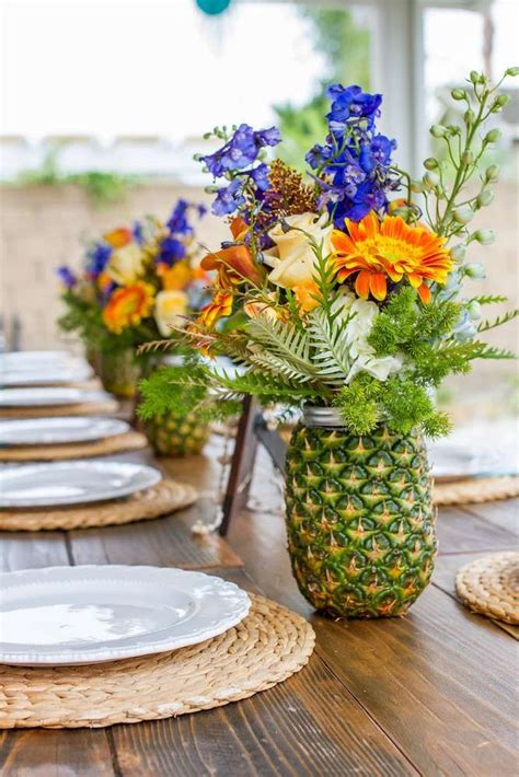 decoration for hawaiian theme 25 best ideas about hawaiian birthday on