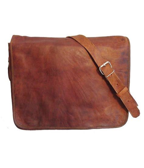 Vintage Brown Leather by Vintage Brown Leather Messenger Bag Buy Vintage Brown