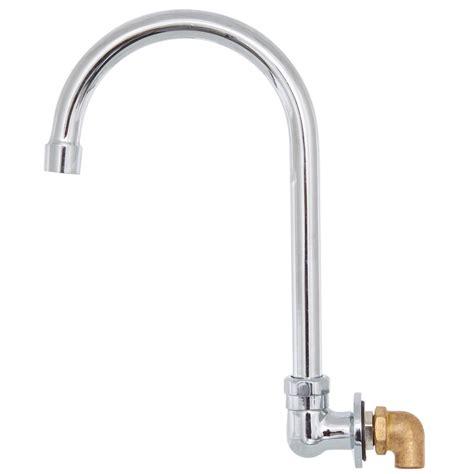 Faucet Spouts by Regency Wall Mount Handsink Faucet With 6 Quot Gooseneck Spout