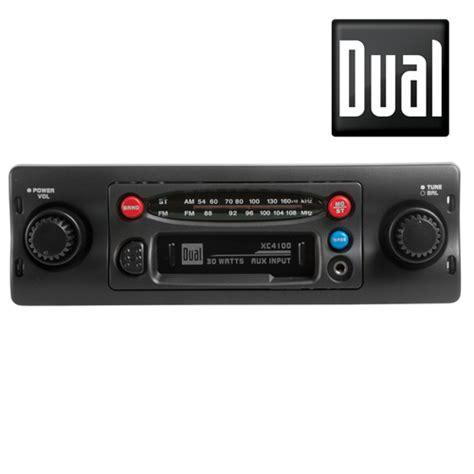 cassette car stereo dual xc4100 am fm cassette car stereo ebay
