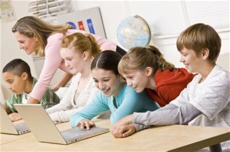 computers for learning home page