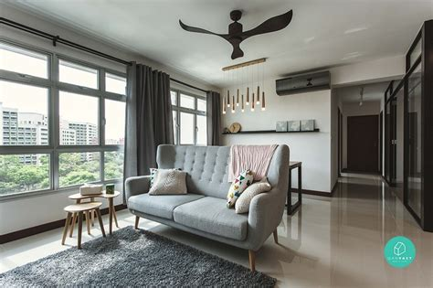 Scandinavian Homes Interiors by 15 Cosy Scandinavian Style Hdb Flats And Condos You Must