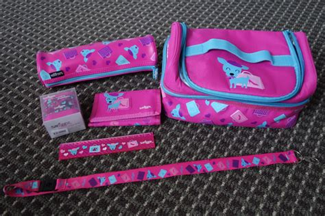 Smiggle Scented Fluffy Reversible Purse giveaway archives adventure baby