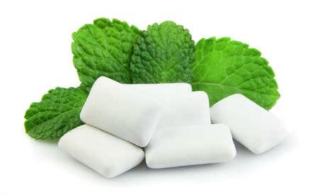 Menta Cool Mint Sugar Free 10g efectos que desencadena masticar chicle despu 233 s de comer