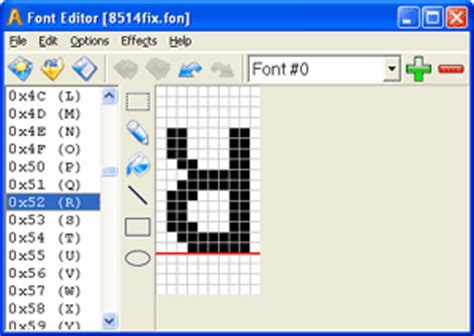 reb font editor download download ttf font editor software type 3 0 font editor