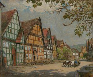 Len 19 Jahrhundert by Die Historische K 252 Nstlerkolonie 183 Landesverband Lippe