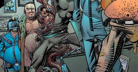 section 8 comics weird science dc comics all star section eight 4 review
