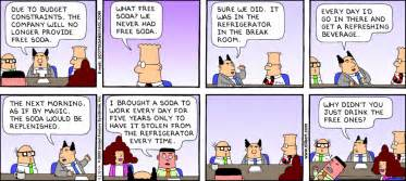 dilbert gets re accommodated books 25 years of dilbert in the world