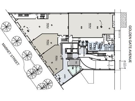 retail floor plan 1028 market seeks community input for events ideas after