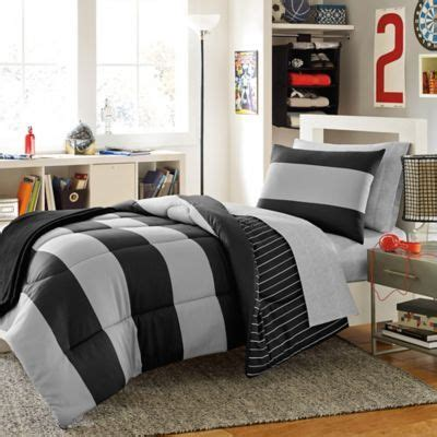 Tyler S Room Buy Rugby Reversible Dorm Twin Twin Xl Bed Bath And Beyond Xl