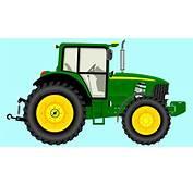 Dibujos Animados De Coches  Carros Carreras Tractor