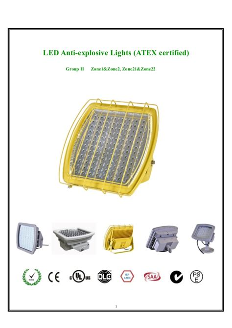 Lu Sorot Led Explosion Proof luminhome led explosion proof light data sheet