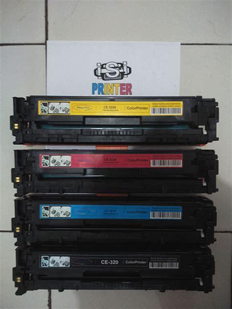 Toner Hp Laserjet 128a Ce321 Cyan Ready Harga Terbaik hp 128a ce321a cyan laserjet toner cartridge isi