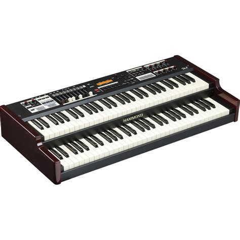 Keyboard Hammond hammond sk2 portable hammond organ and stage keyboard sk2 b h
