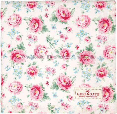 tischdecken 150 x 150 greengate tischdecke tablecloth meryl white 150 x 150 cm