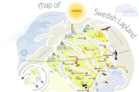 Lapland Sweden Photos   Featured Images of Lapland Sweden