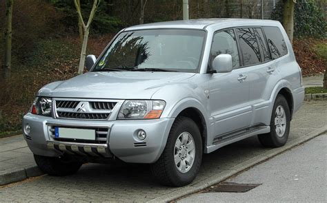 2006 mitsubishi pajero 3 2 di d related infomation