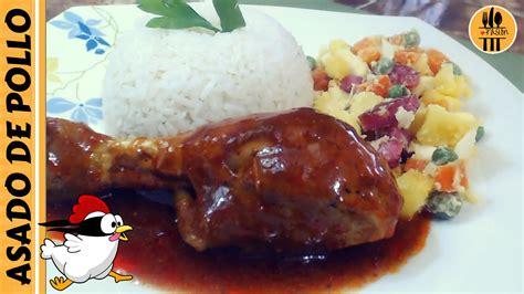 pollo en olla receta peruana asado de pollo a la olla youtube