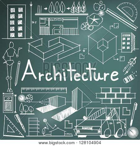 doodle create tools architecture architect design vector photo bigstock